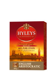 Černý čaj Hyleys English Aristocratic - 100g sypaný