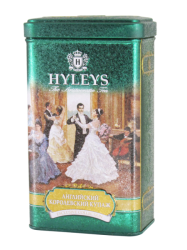 Černý čaj Hyleys English Royal Blend Tea - 125g sypaný