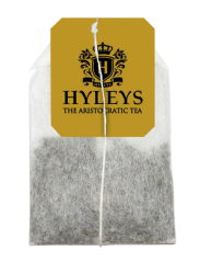 Černý čaj Hyleys English Royal Blend Tea - sáčky 25x2g